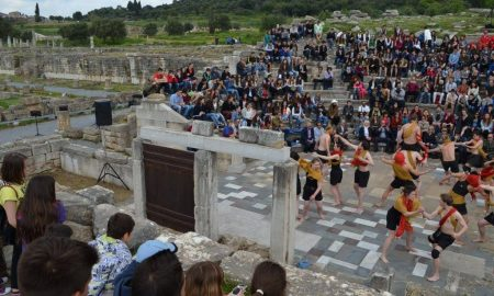 Επιχορήγηση για 3 χρόνια στο Διεθνές Νεανικό Φεστιβάλ Αρχαίου Δράματος Μεσσήνης