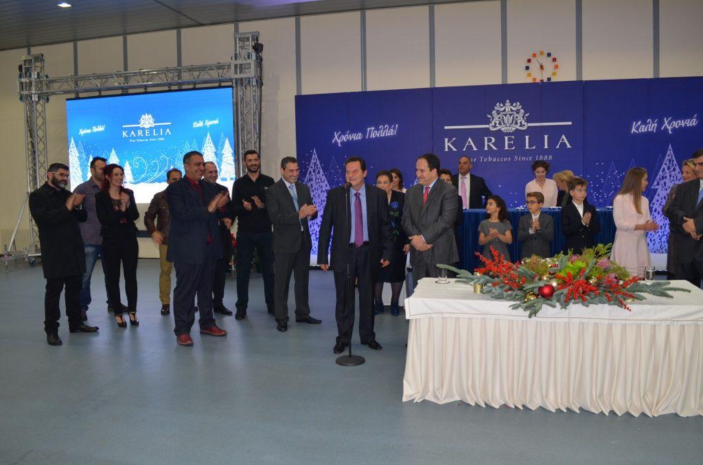 Καρέλια Α.Ε.: 3.000.000 ευρώ οι παροχές σε εργαζόμενους και φορείς