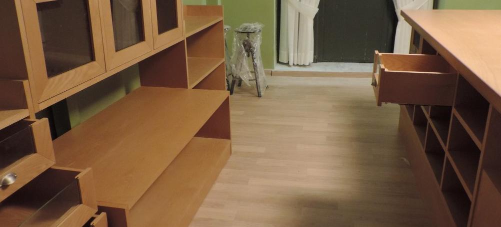 Εκθετήριο μεσσηνιακών προϊόντων στο Ιστορικό Δημαρχείο Καλαμάτας