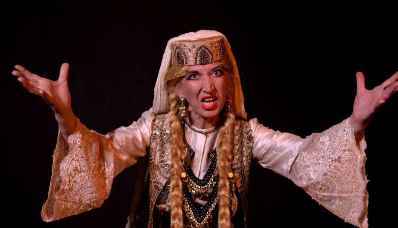 """Έρχεται η """"Μαρία Πενταγιώτισσα"""" από το ΣΥΝ ΕΝΑ -Μιχάλης Τούμπουρος"""