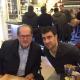 Με τον Σωκράτη Παπασταθόπουλο συναντήθηκε ο Δήμαρχος Καλαμάτας