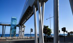 """Νίκας: """"Απαγορευτική λόγω κόστους η πεζογέφυρα στο Ασπρόχωμα-Ναι σε φανάρια"""""""