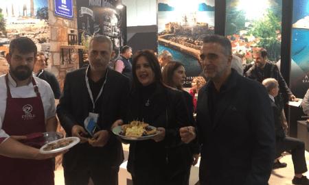 """Νικολάκου: """"Η Πελοπόννησος κατατάσσεται στους καλύτερους προορισμούς του κόσμου για το 2018"""""""