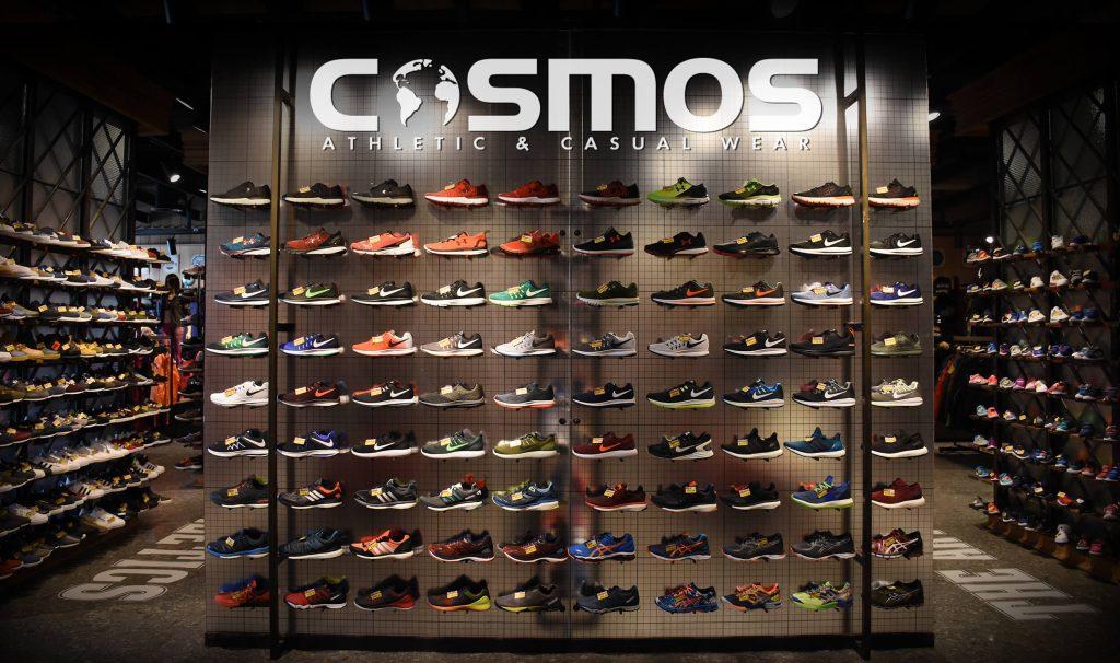 COSMOS: Όλες οι νέες τεχνολογίες σε έναν αθλητικό χώρο υψηλής αισθητικής