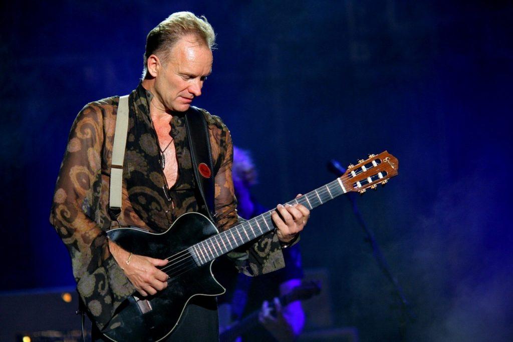 Ο Sting έρχεται στο Ηρώδειο για δύο συναυλίες!