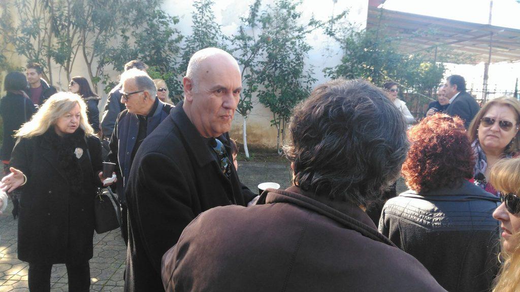 Μ.Μαντίνεια: Πλήθος κόσμου στον Αγιασμό των Υδάτων