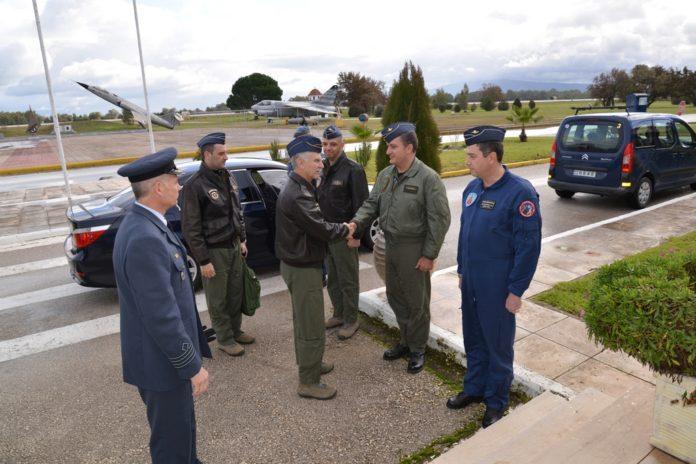 O Αρχηγός ΓΕΑ σε 120 ΠΕΑ και 116 ΠΜ μετά την πτώση του Τ-2