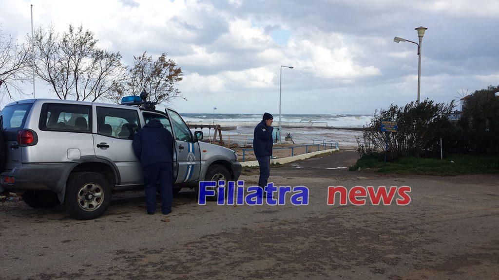 Αυτοκίνητο έπεσε στο λιμάνι του Αγρίλη – Νεκρός ανασύρθηκε ο οδηγός