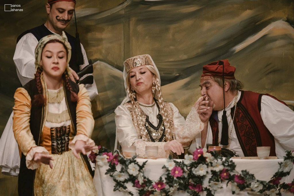 """ΣΥΝ ΕΝΑ: Εντυπωσιακή πρεμιέρα έκανε η """"Μαρία Πενταγιώτισσα"""""""