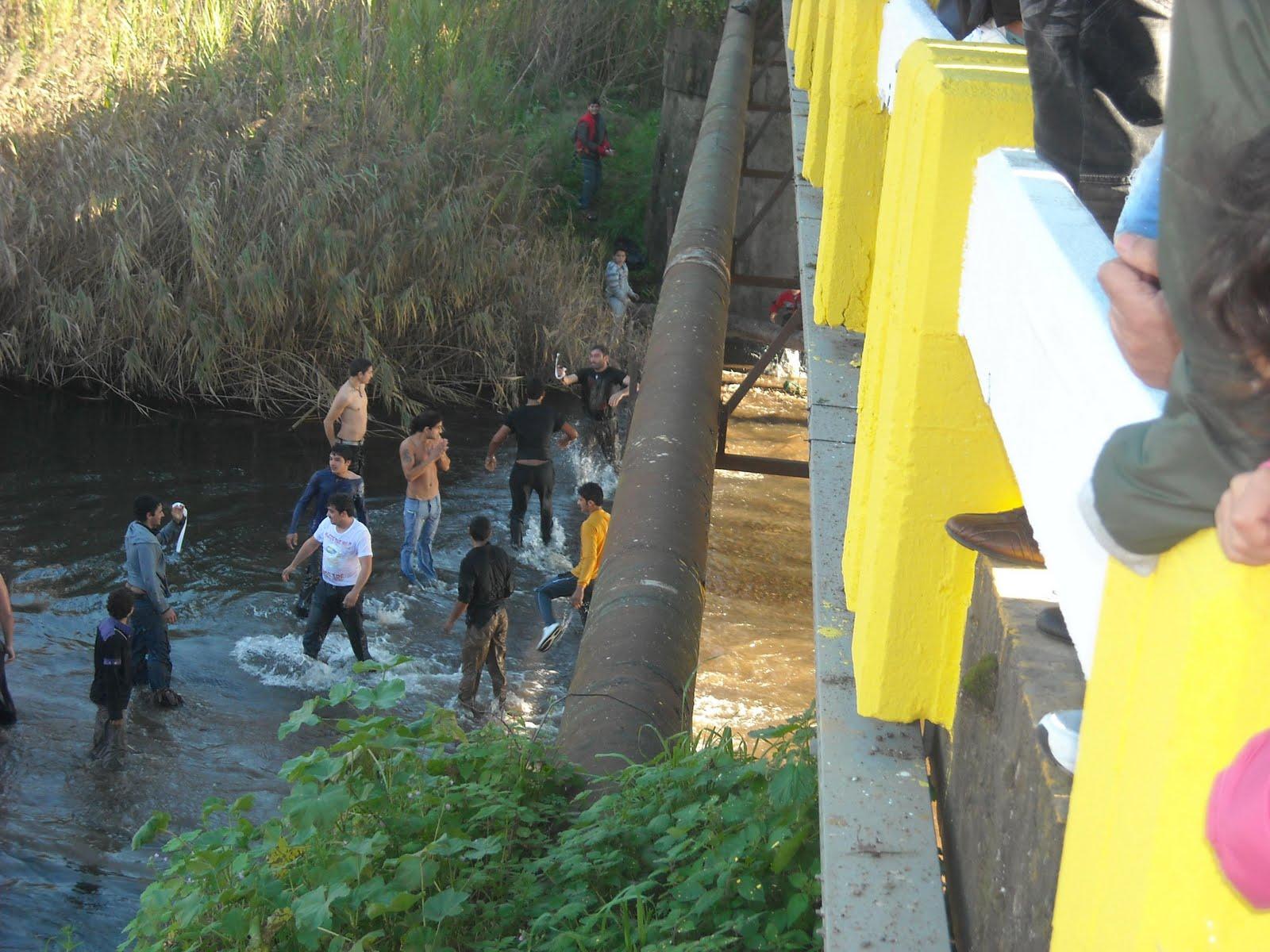 Δήμος Μεσσήνης: Στη γέφυρα του Παμίσου τα Θεοφάνεια
