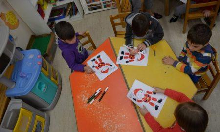 ΚΔΑΠ Εκπαιδευτηρίων Μπουγά: Κοπή Βασιλόπιτας και αφήγηση παραμυθιών!