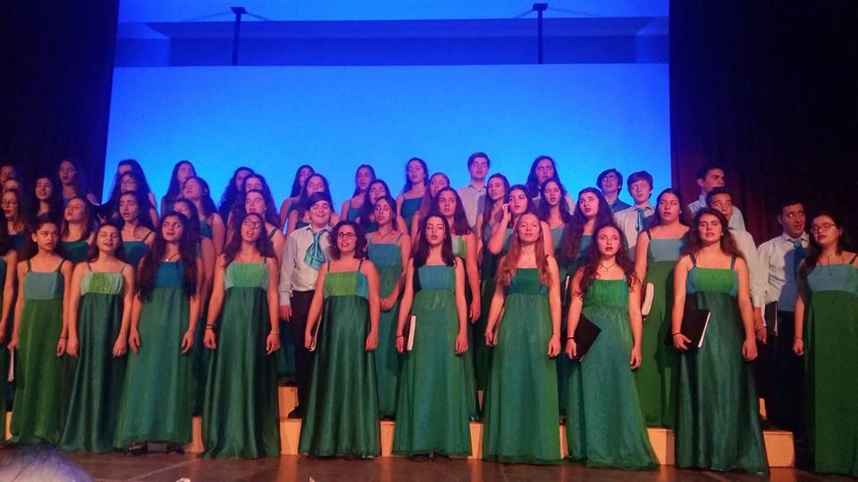 Κυπαρισσία: Μάγεψε το κοινό η βραβευμένη χορωδία Rosarte