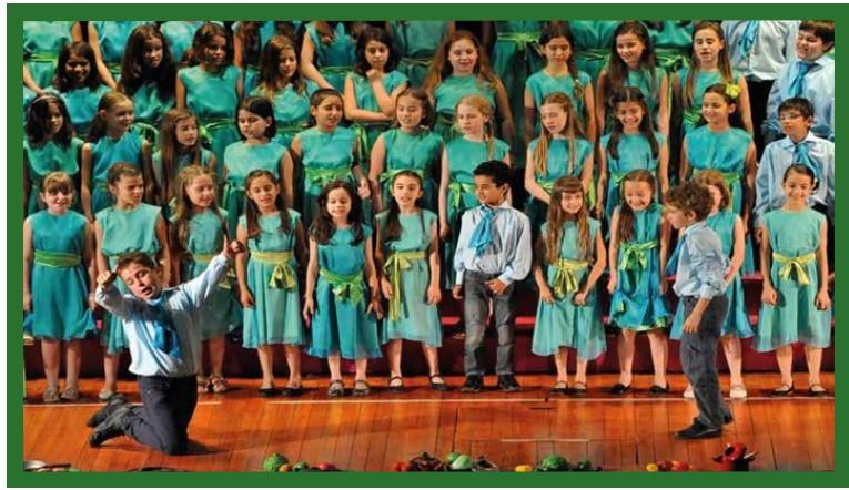 Ο Δήμος Τριφυλίας υποδέχεται το 2018 με την περίφημη χορωδία Rosarte