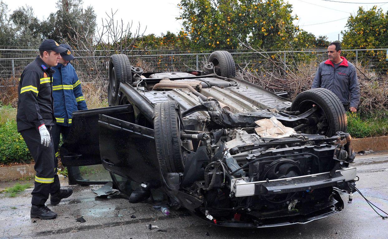 Aπολογισμός τροχαίων τα Χριστούγεννα: 350 ατυχήματα, 25 θανατηφόρα!