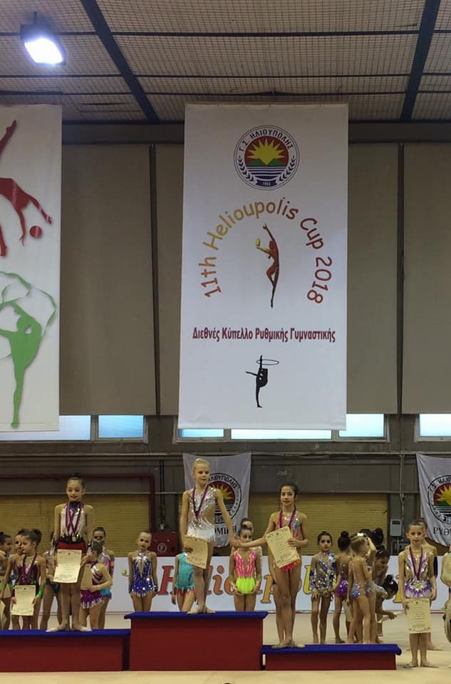 Φ.Ο.Κ.: Εξαιρετικές επιδόσεις στο 11ο Helioupolis CUP – Διακρίθηκε η Δωδεκάτου