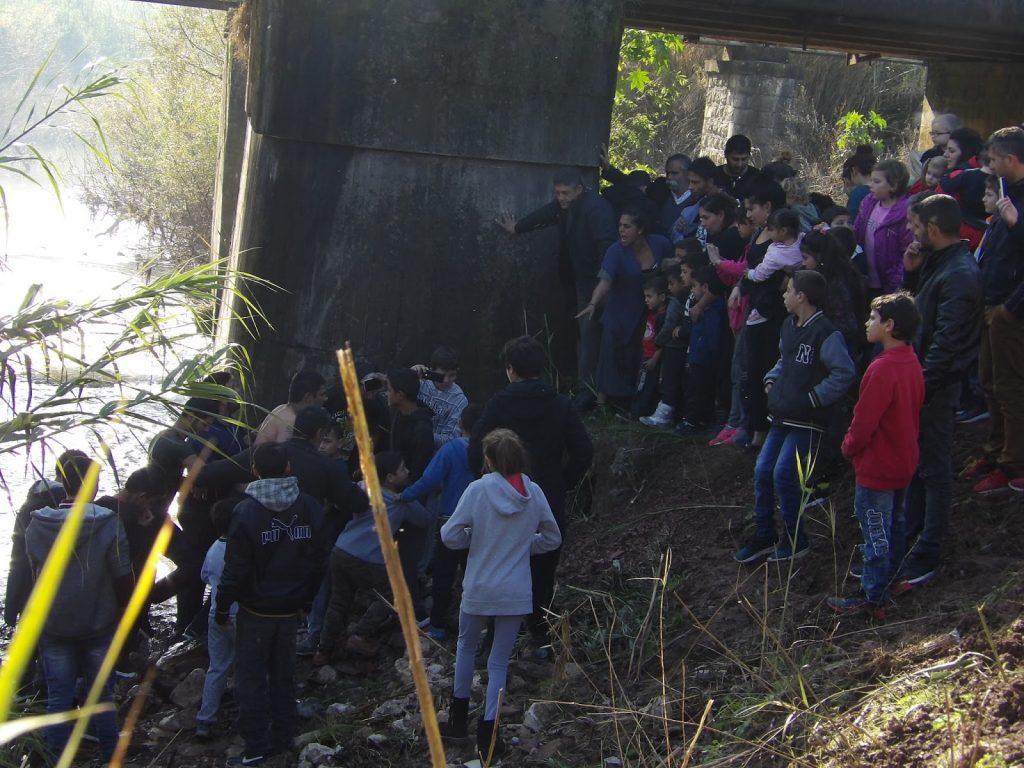 Μεσσήνη: Η κατάδυση του Τιμίου Σταυρού στον Πάμισο