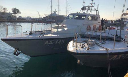 Σήμερα στην Καλαμάτα το νέο σκάφος του Λιμενικού