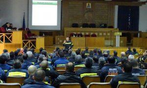 Εκπαίδευση των Μεσσήνιων Πυροσβεστών από την 1η ΕΜΑΚ