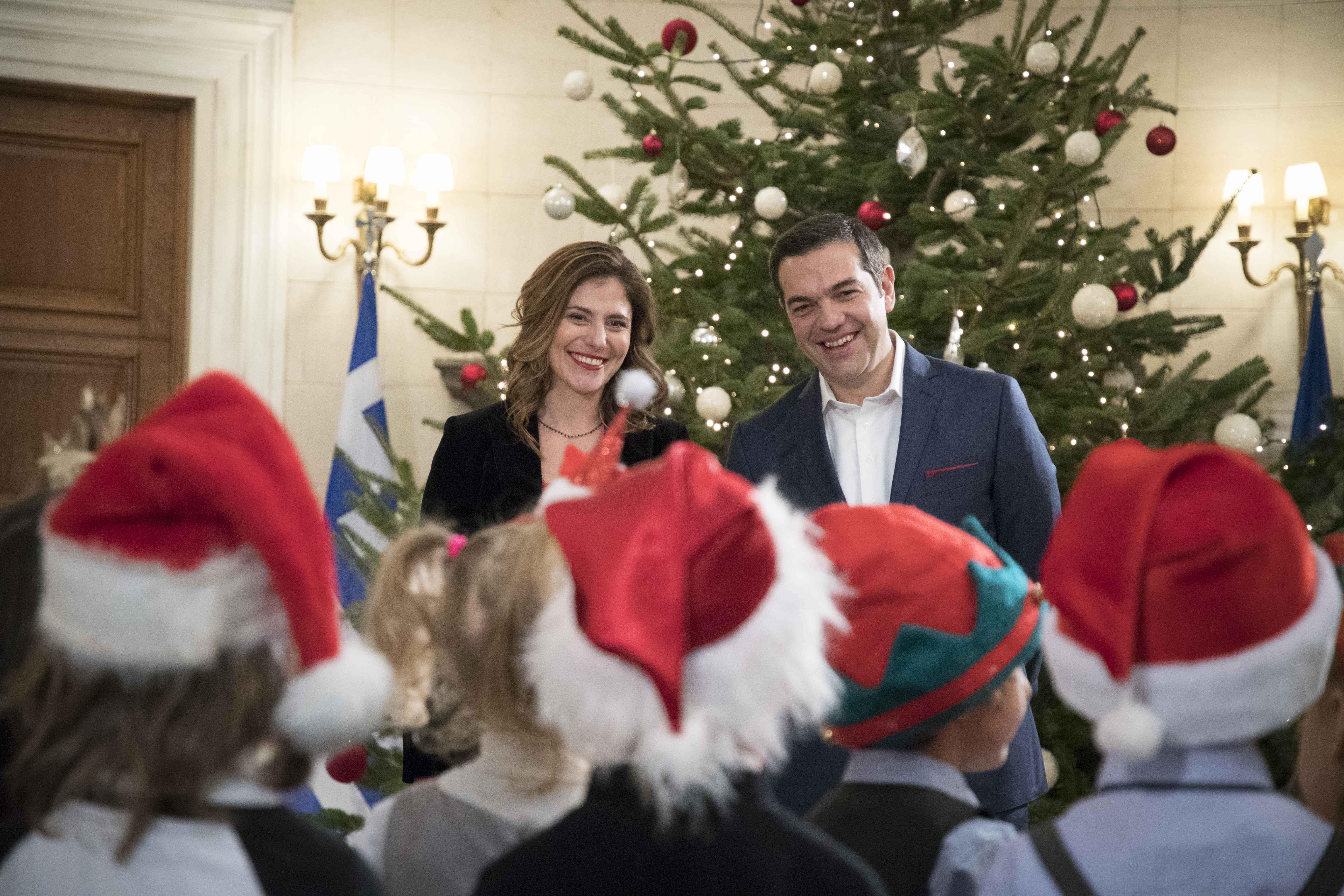 Το μήνυμα Πρωθυπουργού Αλέξη Τσίπρα για το νέο έτος 2018