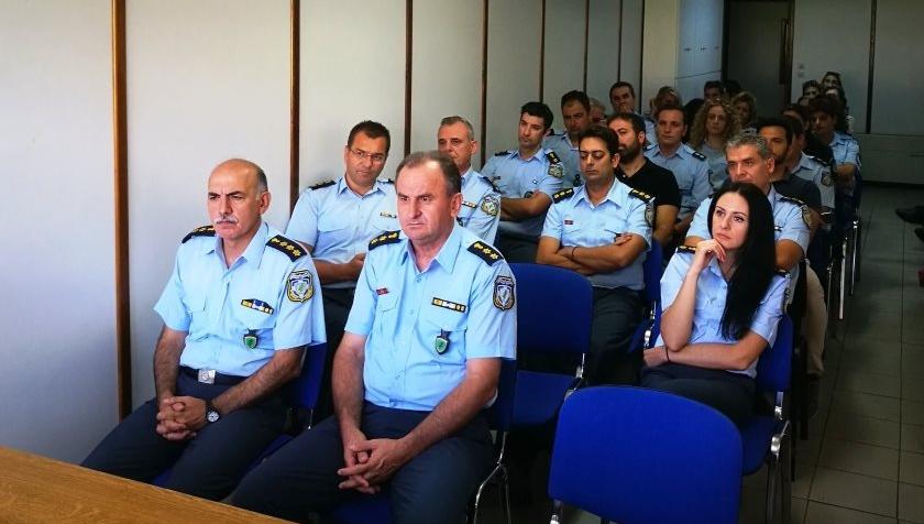 Κρίσεις ΕΛ.ΑΣ.: Προάγεται στο βαθμό του Αστυνομικού Διευθυντή ο Παναγιώτης Μάνδαλος