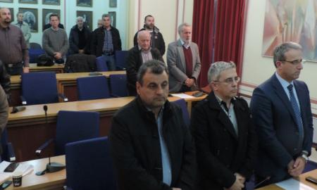 Τιμή στο Χρήστο Μαλαπάνη από το Δημοτικό Συμβούλιο