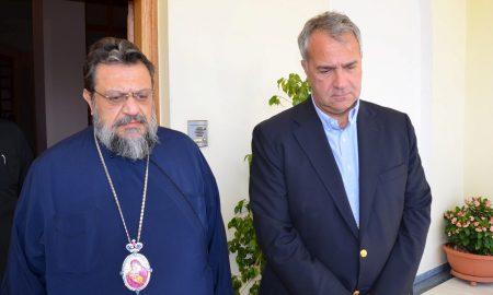 """Μεσσηνίας Χρυσόστομος: """"Η Εκκλησία δεν γίνεται θεραπαινίδα των συλλαλητηρίων"""""""