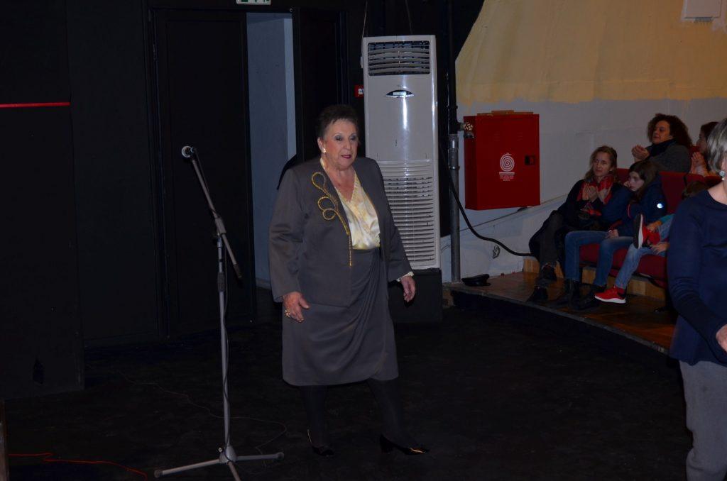 Λύκειο Ελληνίδων Καλαμάτας: Αφηγηματικά ταξίδια με την μοναδική Αγνή Στρουμπούλη