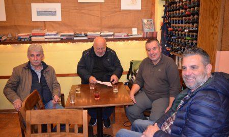 Πολιτιστικός Αντίλογος: Με παραδοσιακές πίτες και κρασάκι ξεκίνησε η χρονιά