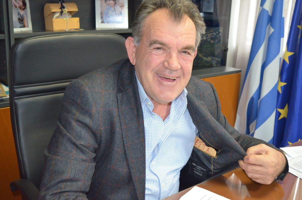 Στο τσεπάκι του έχει ο δήμαρχος Μεσσήνης το ΕΣΠΑ!