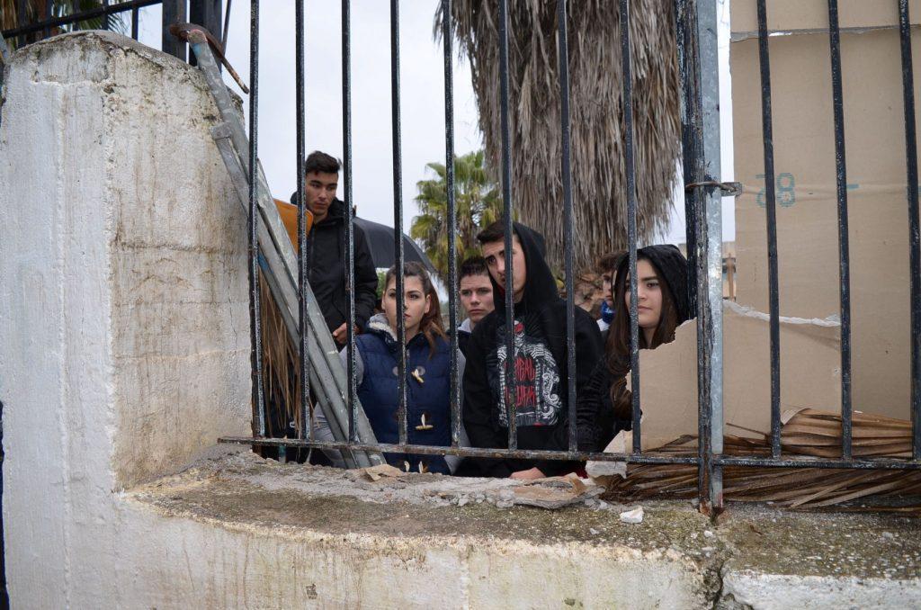 Για 4η ημέρα κατάληψη στο ΕΠΑΛ Μεσσήνης- Τι λένε οι μαθητές