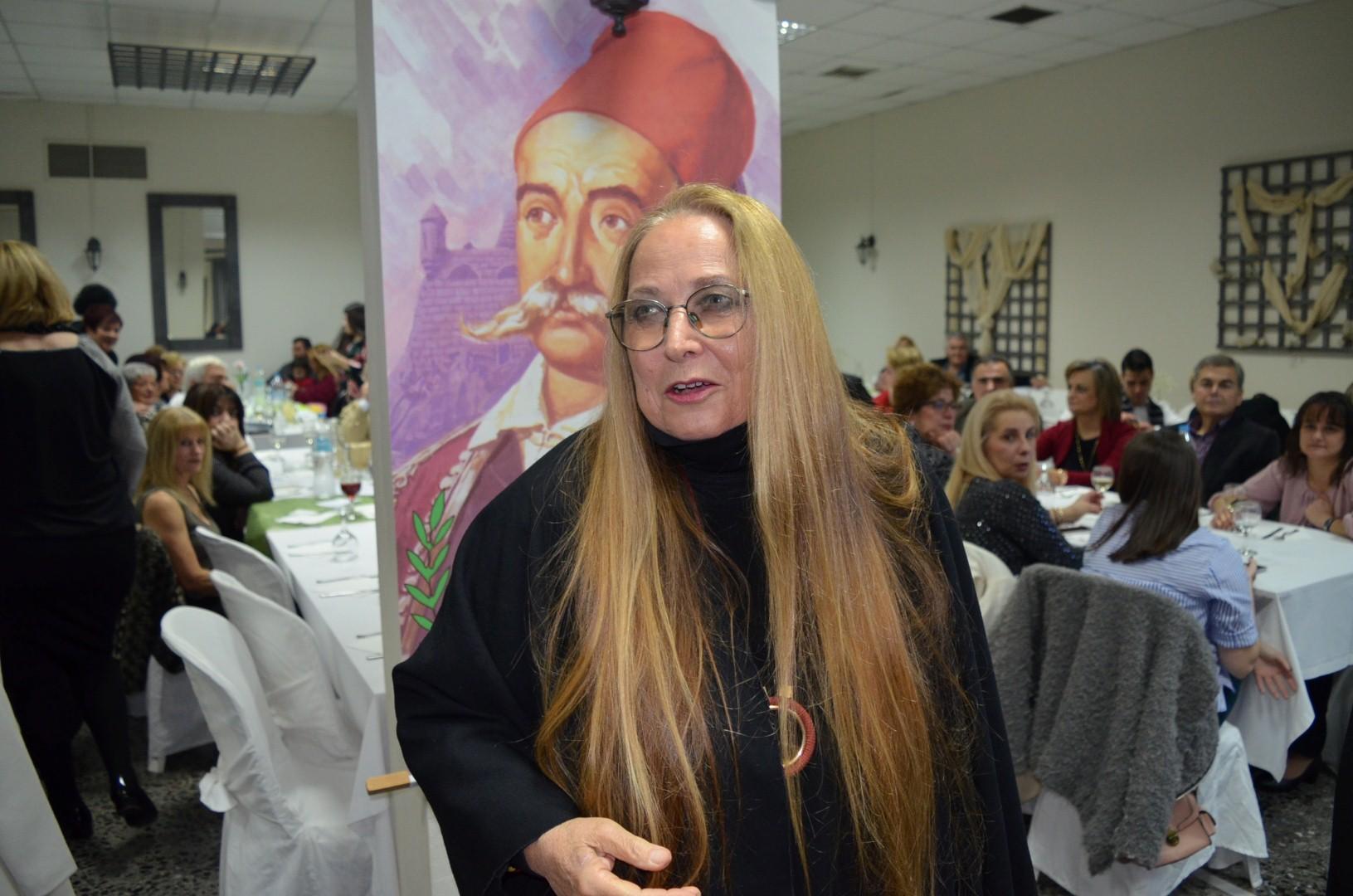 """Μαρίζα Κωχ: """"Η Μάνη κρατάει ακόμα μυρωδιά γερή Ελλάδας"""""""