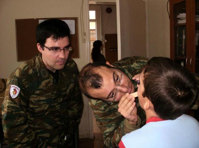 Γιατροί στρατιώτες θα επανδρώσουν αγροτικά ιατρεία