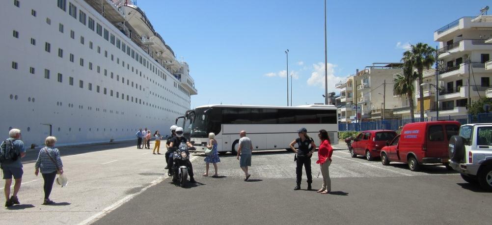 """Νίκας: """"Το Λιμάνι δεν είναι για να απλώνουμε τα πόδια μας και να πίνουμε τον καφέ μας, πρέπει να εκσυγχρονιστεί!"""""""