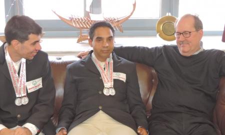 Πρωτιές Καλαματιανών στην ιππασία στα Special Olympics