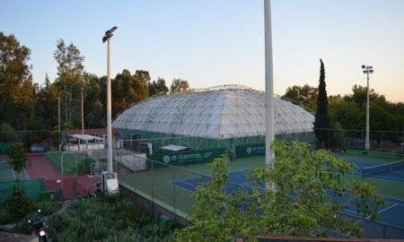 """""""ΤΕΝΤΑ"""": Για 23 χρόνια η δωρεάν παραχώρηση των γηπέδων τένις στον Όμιλο Αντισφαίρισης"""