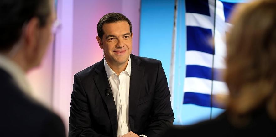 """Τσίπρας: """"Το 2018 θα είναι η χρονιά της Ελλάδας"""""""