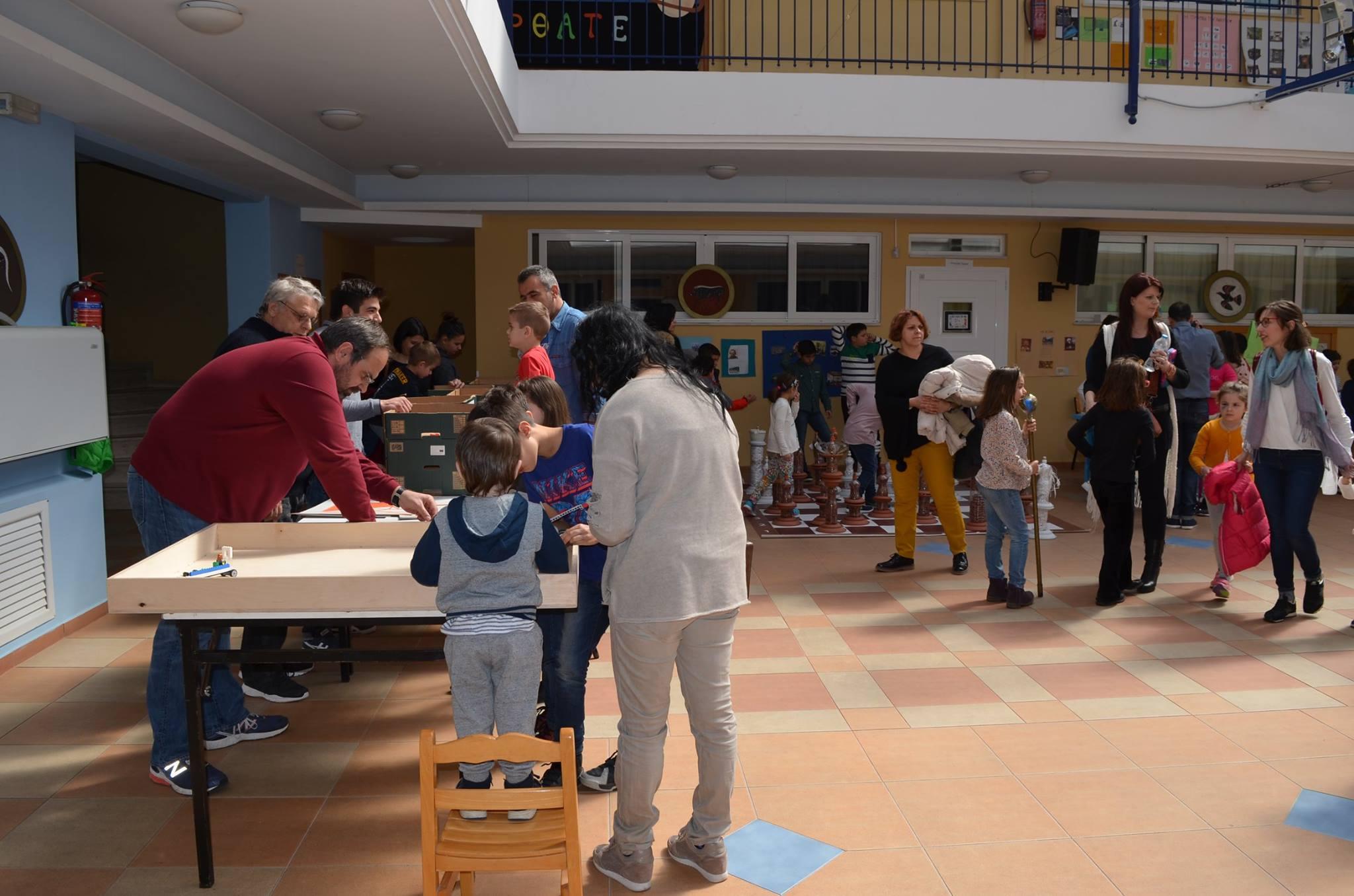 Εκπαιδευτήρια Μπουγά: Ξεκινούν οι βιβλιοδρομίες στις 10 Μαρτίου!