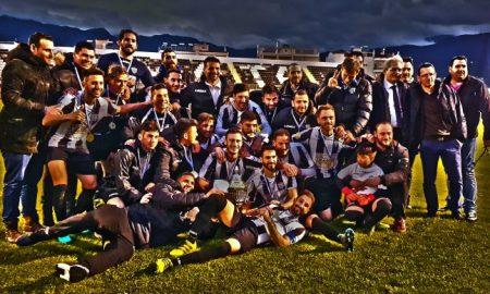 """Κυπελλούχος Μεσσηνίας η """"Μαύρη Θύελλα"""", νίκησε 2-1 στην παράταση τον Πάμισο"""