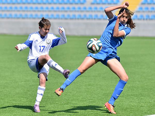 Το 1ο Ευρωπαϊκό Κύπελλο Ποδοσφαίρου Γυναικών Ενόπλων Δυνάμεων στα Φιλιατρά