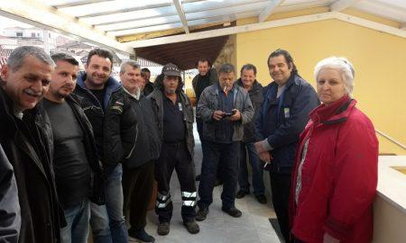 Εργαζόμενοι ΔΕΥΑ Μεσσηνίας: Συνεχίζουν να εργάζονται οι 12 συμβασιούχοι
