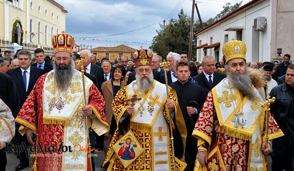 Φιλιατρά: Με λαμπρότητα εορτάστηκε ο πολιούχος Άγιος Χαράλαμπος
