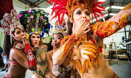 Καρναβάλι Ρίο: 100 εκ. προφυλακτικά, 7 εκ λίτρα μπύρας, 13 σχολές σάμπα