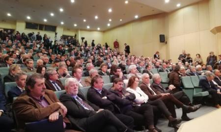 Tρίπολη: 10ο Περιφερειακό Συνέδριο Πελοποννήσου-LIVE