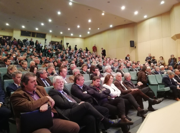 Β. Αποστόλου: Ξεπέρασε τον κοινοτικό μέσο όρο απορρόφησης πόρων το Πρόγραμμα Αγροτικής Ανάπτυξης