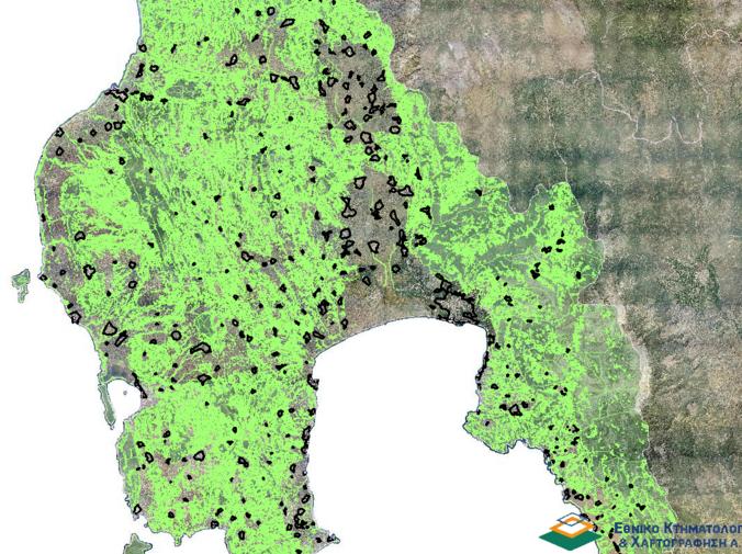 Σε λειτουργία η ιστοσελίδα του Υπουργείου με τους κυρωμένους δασικούς χάρτες