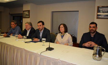 ΣΥΡΙΖΑ Μεσσηνίας: Απολογισμός από τους βουλευτές των 3 ετών διακυβέρνησης