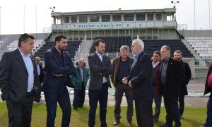 """Γήπεδο Μεσσηνιακού: """"Πράσινο"""" με φωτοβολταϊκά, ενεργειακό τάπητα και Κλειστό Γήπεδο!"""