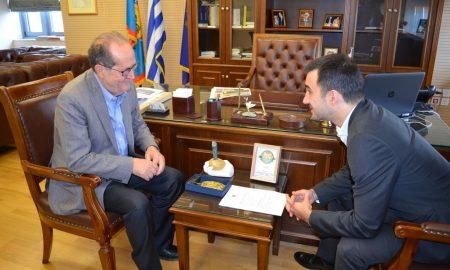 5.700.000 € από Χαρίτση για 3 μεγάλες παρεμβάσεις στον Δήμο Καλαμάτας