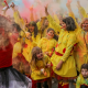 Kαλαματιανό Καρναβάλι: Νέο λογότυπο και Καρναβαλικό Εργαστήρι για παιδιά στην κεντρική πλατεία
