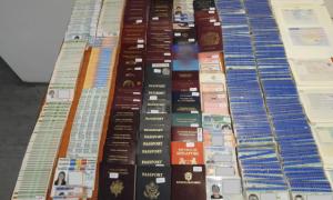 Εξαρθρώθηκε διεθνές κύκλωμα νόθευσης ταξιδιωτικών εγγράφων -11 Συλλήψεις